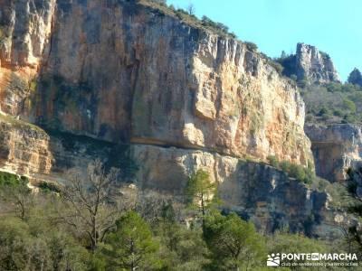 Hundido de Armallones - Alto Tajo; excursiones a la montaña; clubs de montaña en madrid;salir por